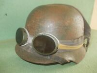 WW2 GERMAN M35 ARMY HELMET