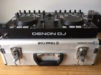 Denon MC 3000 Midi Controller