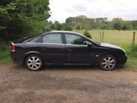 2004 Vauxhall Vectra 2.0T Elite MOT May 2018, Heated Leather Seats