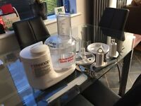 Kenwood food processor FP295/FP296 - Never been used