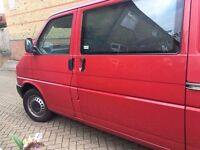 campervan 1 owner very low mileage only 78k full srevice history 5 seats, sleeps 2 people