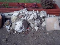 Rubble free to good home