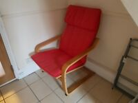 Ikea Chair - faded but in good condition