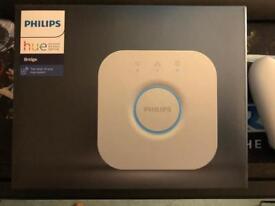 Philips Hue Personal Wireless Lighting Home Automation Bridge 2.0