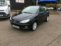++++CHEAP PEUGEOT 206 2004PLATE+++FRESH MOT STARTS AND DRIVES GOOD++++++