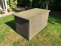 Kettler Large Cushion Storage Box - Natural