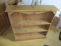 Pair of Pine Bookcases