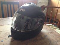 XS Motorcycle helmet. Hardly used.