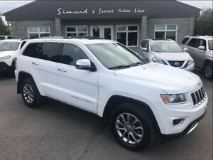 2014 Jeep Grand Cherokee Limited CUIT TOIT