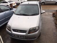 Chevrolet KALOS SE 1.2 NICE AND CLEAN