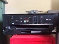 Epson Stylus Office Printer/Copier/Scanner with Black Ink Cartridge