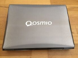 Toshiba F-50 Gaming Laptop