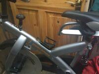 Sprint fitness spinning bike