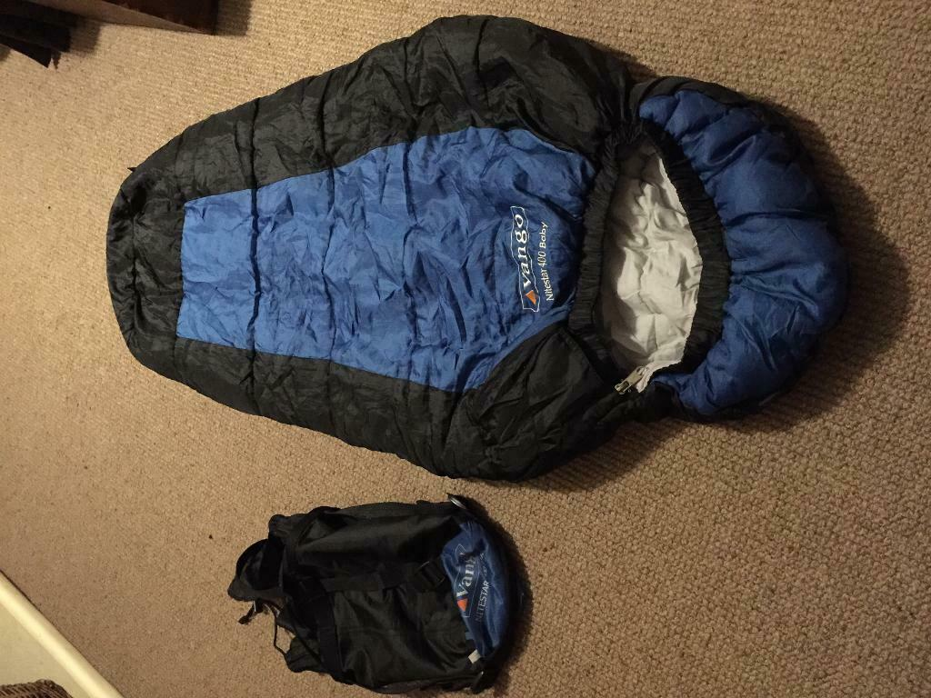 new arrival 0a870 f0753 Vango 400 Baby sleeping bag | in Bovey Tracey, Devon | Gumtree
