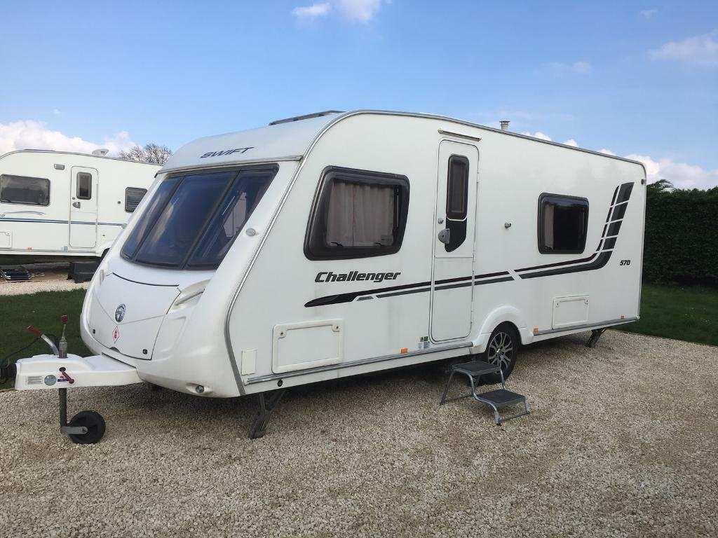 2010 Swift Challenger 570 Caravan touring | in Coventry ...