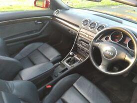 Audi A4 b6 3.0 petrol manual