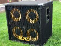 Bass cab MarkBass STD 104 HR 800W 8ohm