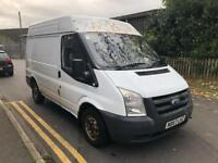 2008 FORD TRANSIT 85 T280S 2.2 TDCI SWB HIGH ROOF MOT'D GOOD RUNNER READY TO GO BARGAIN!!