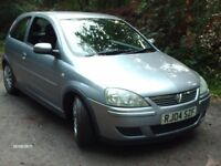 AUTOMATIC,VAUXHALL CORSA,1400,3DOOR IN SILVER