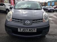 NISSAN NOTE 1.6 SE AUTOMATIC 12 MONTHS MOT FULL SERVICE HISTORY