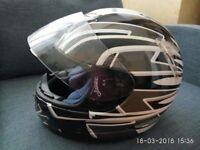 Ladies FM Motorcycle Helmet 54cm