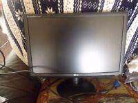 TFT Flatron W1934 19 inch Monitor unused
