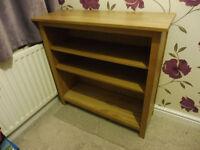 Corndell Nimbus 2 shelf bookcase