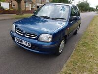 Nissan Micra - Only 40K!! 2 lady owners - Long MOT - Extensive SERVICE HISTORY - AUTOMATIC
