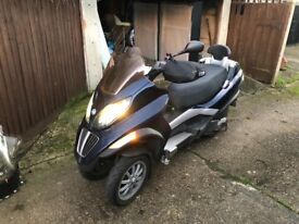 PIAGGIO MP3 125- excellent runner, learner legal