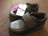 Boys new school shoes from debs