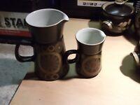 denby milk jugs