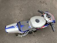 Race tuned mini motor