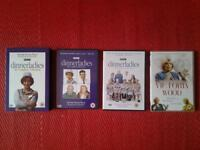 "TV ""DINNER LADIES"" COMPLETE SERIES DVD BOXSET PLUS ""AN AUDIENCE WITH VICTORIA WOOD"" DVD"