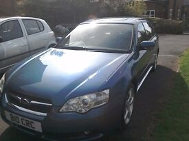 Subaru Legacy 3000 Estate Automatic