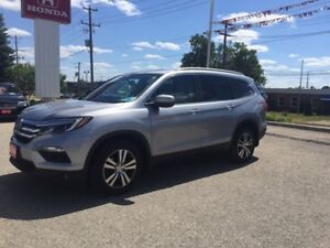 2016 Honda Pilot EX-L Navi Bluetooth, Back Up Camera, Navigat...