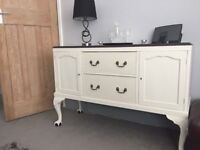 Sideboard painted in Farrow & Ball