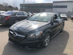 2014 Mercedes-Benz CLA-Class | LEATHER | ROOF | NAV | AWD