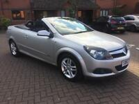 Vauxhall Astra 1.6 Twin Top Sport Covertible