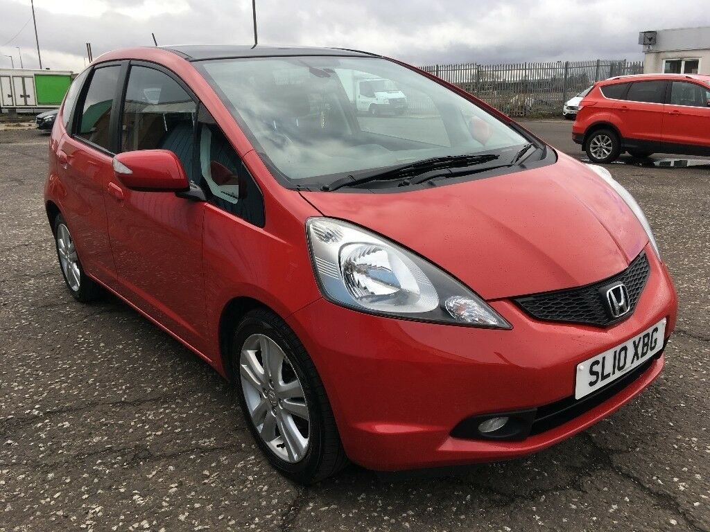 2010 Honda JAZZ Executive 1.3 Automatic , mot-January 2019 , full service  history ,