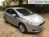 2007 Fiat Grande Punto 1.3 MultiJet 16v Dynamic # 1 YEARS MOT # Timing Chain been renewed #