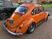 VW Beetle (classic bug)