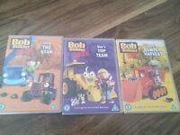 Bob the builder kids dvds