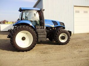 2013 New Holland T8.300 MFD Tractor London Ontario image 6