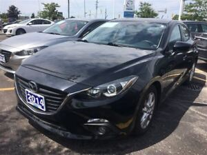 2014 Mazda MAZDA3 GS-SKY 7 SCREEN, BACKUP CAM, HEATED SEATS