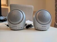 Sony Portable Active Speaker System SRSA5S