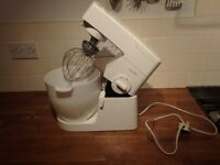 Kenwood Major Mixer Blender And Kneader With Accessories Great Condition Hardly Used