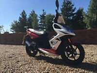 KYMCO Super 8 50cc Moped FOR SALE!!