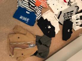 boys clothes bundle 3/6 6/9 months