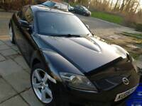 Mazda rx8 very low milage full history