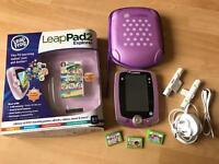 Leap Frog LeapPad 2 Explorer Pink